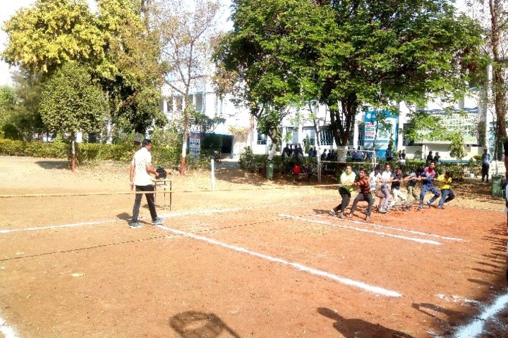 G S College of Commerce-Sports Day