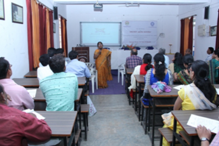 Shri Krishnadas Jajoo Grameen Seva Junior College-Workshop