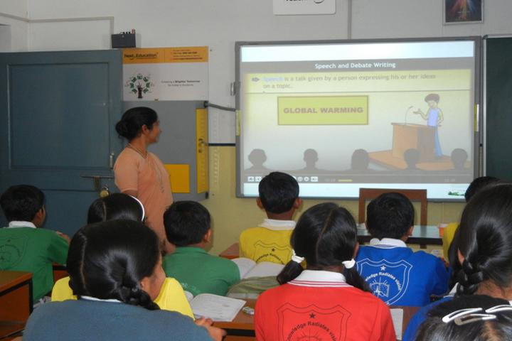 St. Francis School-Digital Classroom
