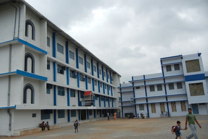 St. Francis School-School Building