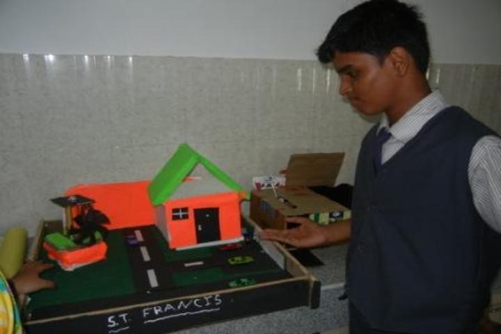 St. Francis School-School Exhibition