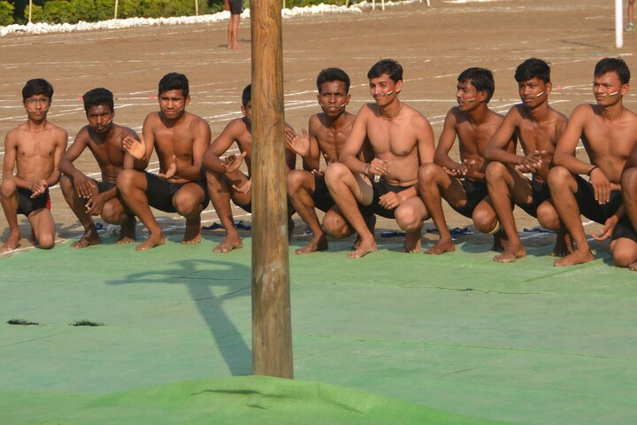 Arvindbabu Deshmukh Junior College-Sports Day