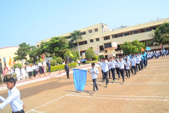 Arvindbabu Deshmukh Junior College-Sports