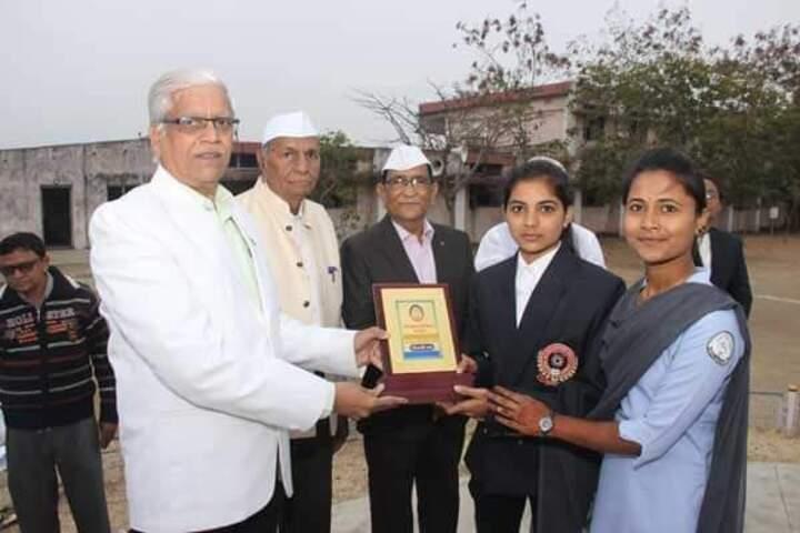 Amolakchand Mahavidyalaya-Prize Distribution