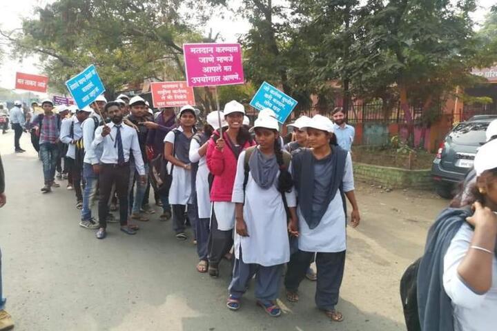 Amolakchand Mahavidyalaya-Rally