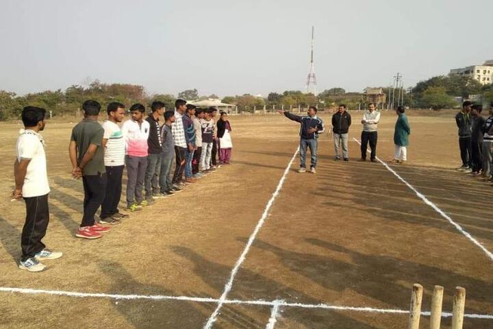 Amolakchand Mahavidyalaya-Sports Day