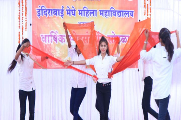 Indirabai Meghe Mahila Mahavidyalaya-Annual Day