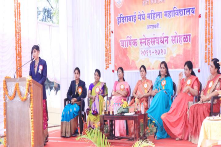 Indirabai Meghe Mahila Mahavidyalaya-Event