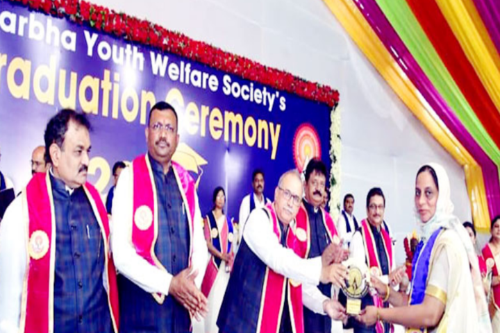 Indirabai Meghe Mahila Mahavidyalaya-Prize Distribution