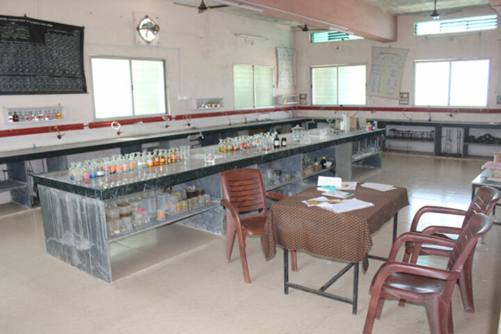 G S Tompe Arts Commerce Science College-Lab