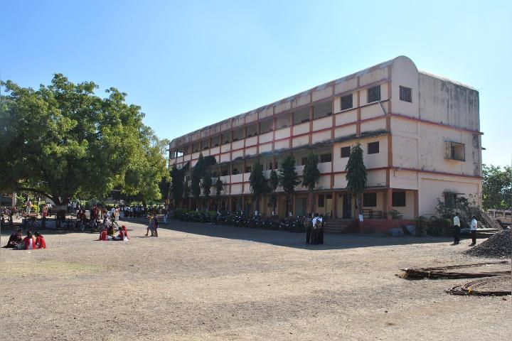 Smt. Radhabai Sarda Junior College - Junior College Building