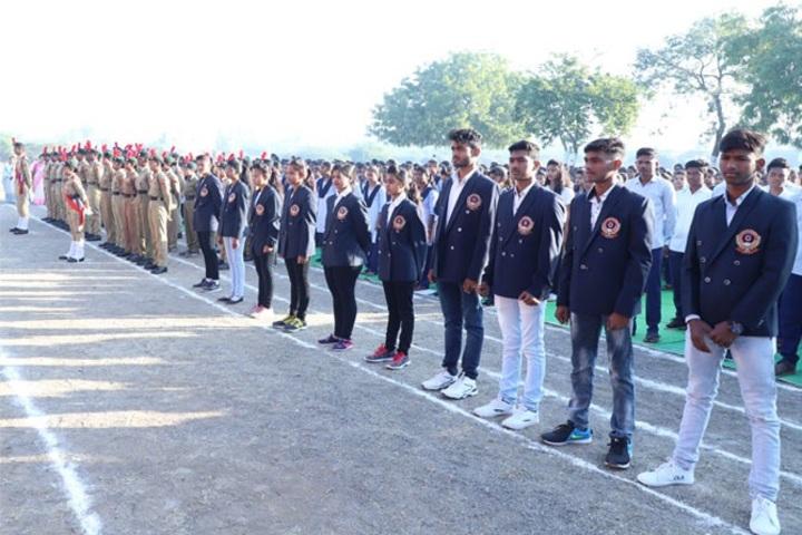 Smt Radhabai Sarda Junior College-Assembly