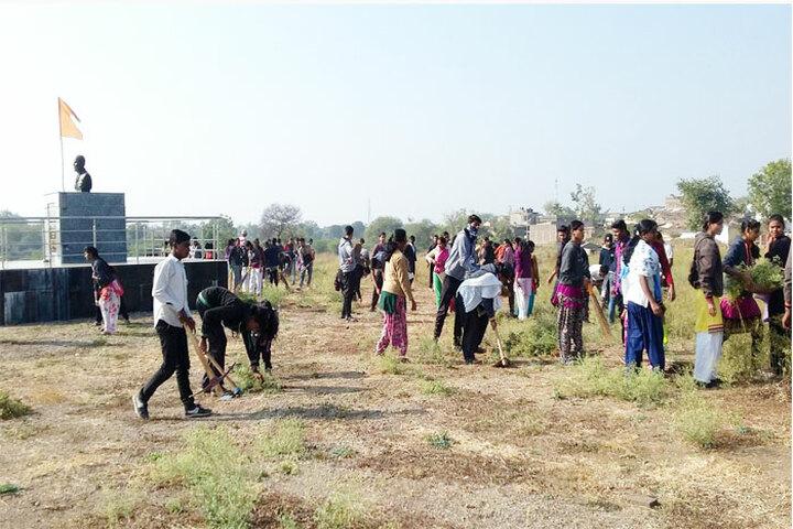 Smt Radhabai Sarda Junior College-Social Activity