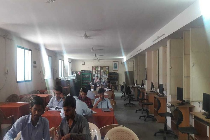 Dharampeth M P Deo Smruti Science Junior College-Library