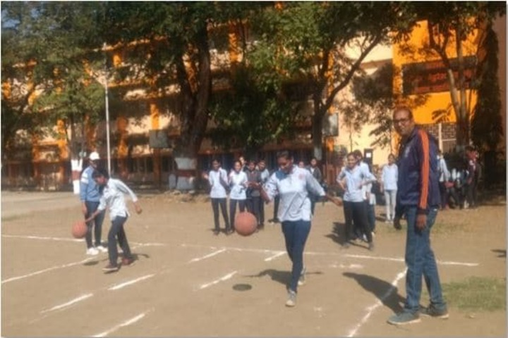 Dharampeth M P Deo Smruti Science Junior College-Sports
