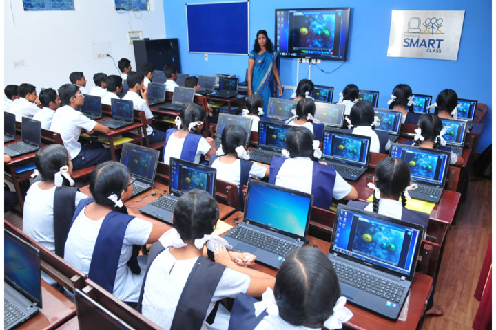 MGM Higher Secondary School-IT Lab