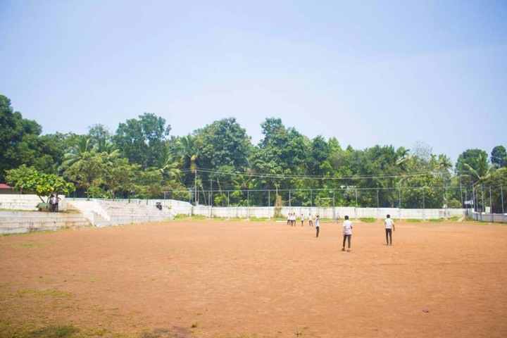 MGM Higher Secondary School-Play Ground