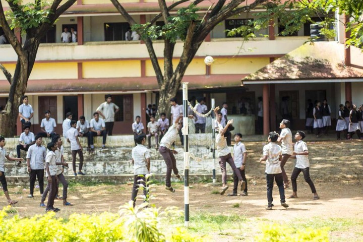 MGM Higher Secondary School-Sports