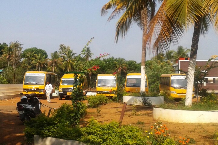 MGM Higher Secondary School-Transport