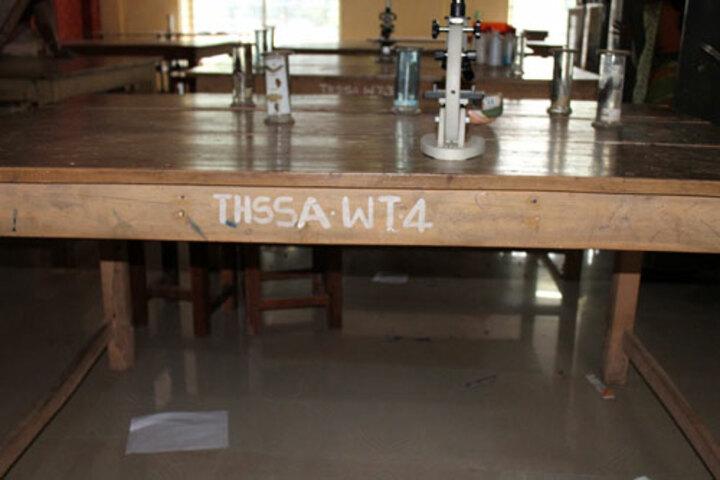 Model Technical Higher Secondary School-Biology Lab