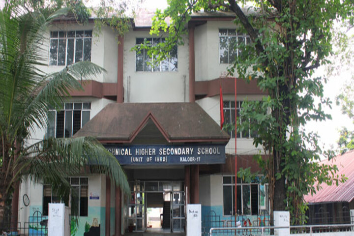Model Technical Higher Secondary School-Campus View