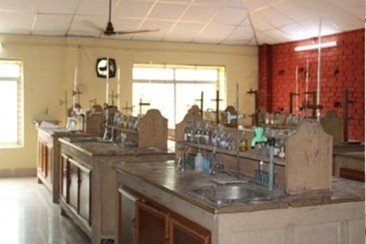 Model Technical Higher Secondary School-Chemistry Lab