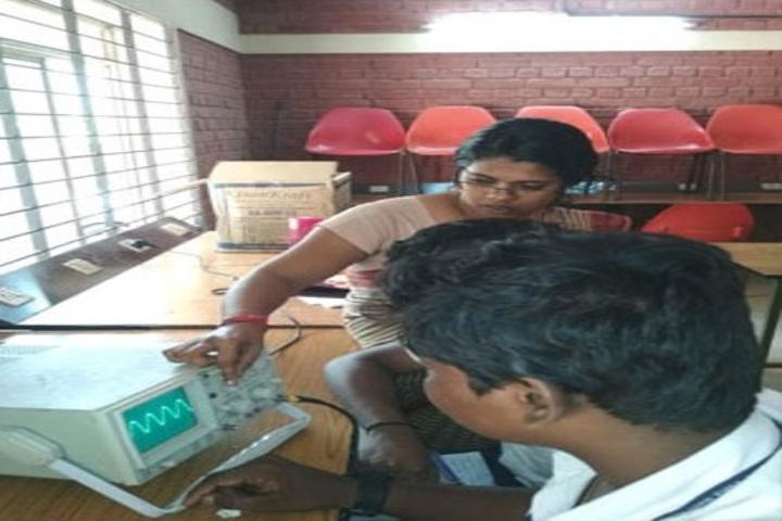 Model Technical Higher Secondary School-Electronics Lab