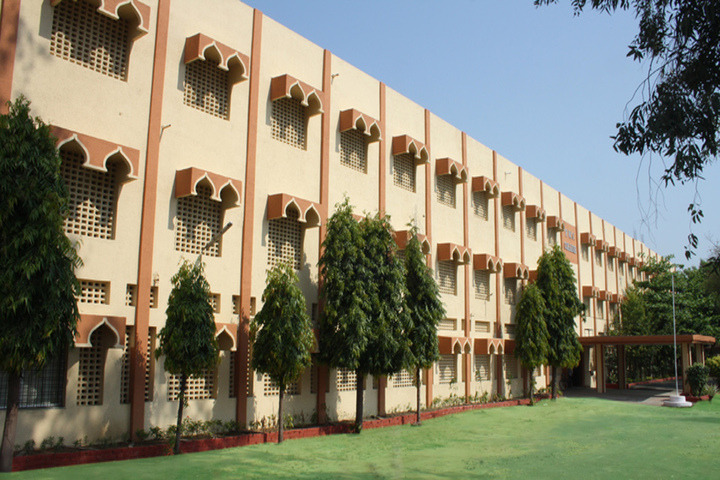 P W S Junior College-Campus View