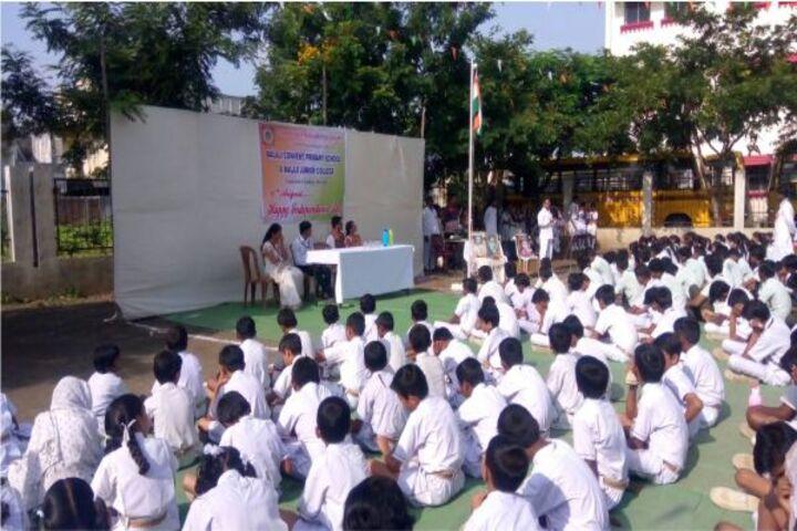 Balaji Convent Junior College-Assembly