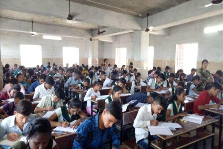 Balaji Convent Junior College-Classroom