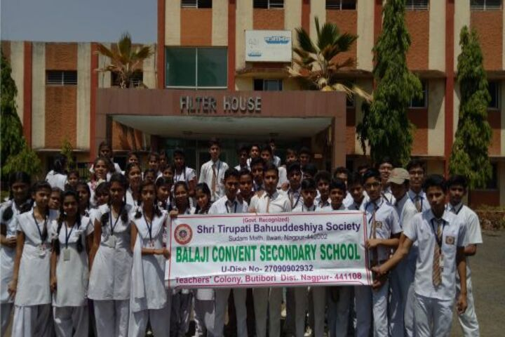 Balaji Convent Junior College-Rally