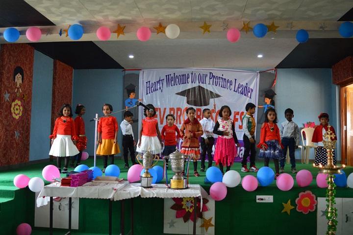 St Patricks Academy-childrens event