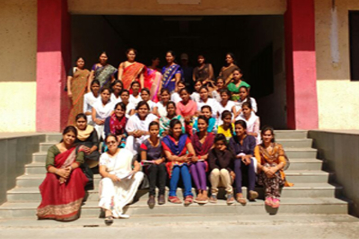 B S Patil Arts and Commerce College-Group Photo