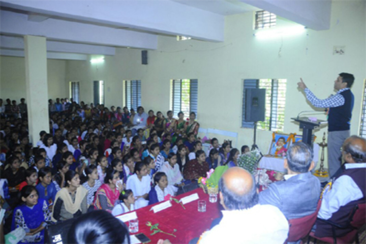 B S Patil Arts and Commerce College-Seminar