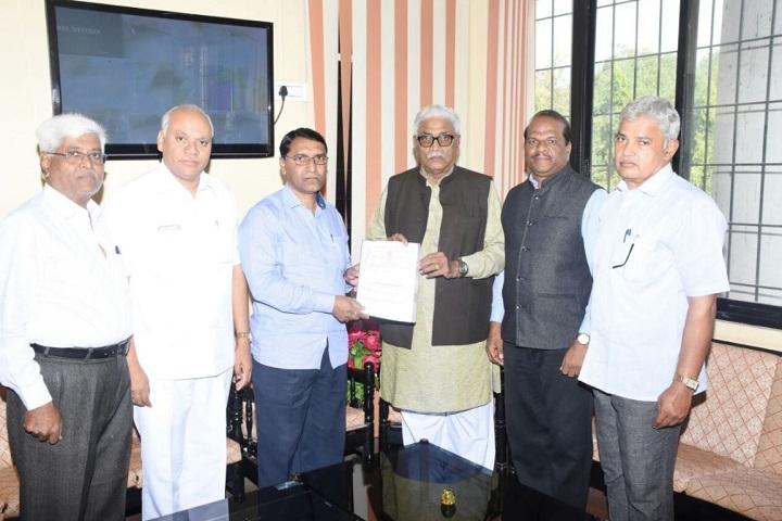 Dr Patangarao Kadam College-Annual Meet