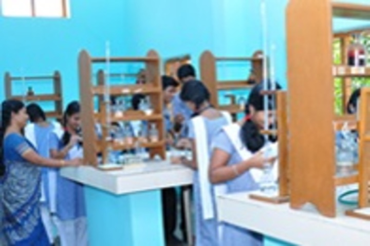 Holy Angels English Medium Higher Secondary School-Chemistry