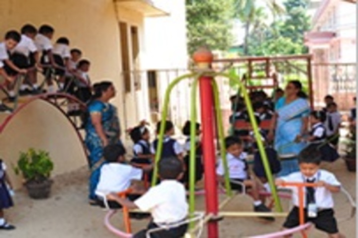 Holy Angels English Medium Higher Secondary School-Kindergarden