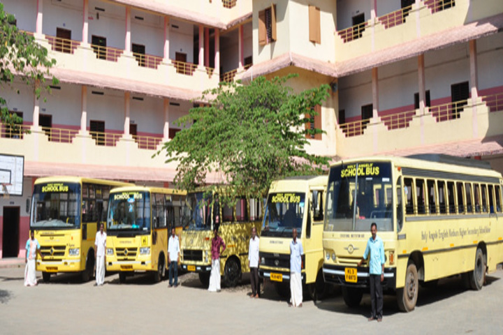 Holy Angels English Medium Higher Secondary School-Transport