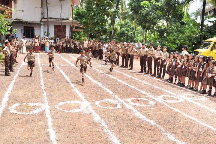 Thajul Uloom English Medium Higher Secondary School-Sports