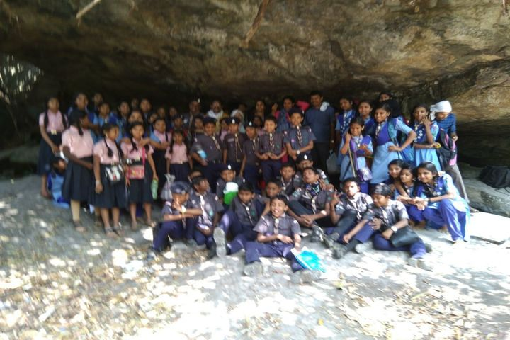 Savio Higher Secondary School-Scouts an Guides Annual Camp