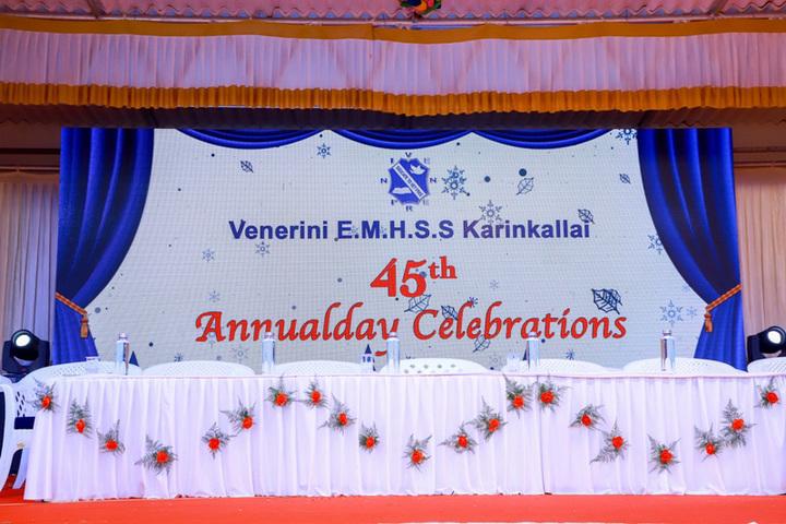 Venerini English Medium Higher Secondary School-Annual Day