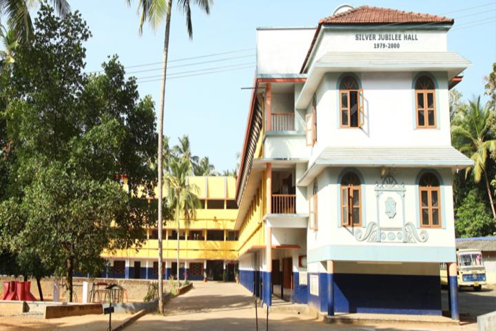 Venerini English Medium Higher Secondary School-Campus View