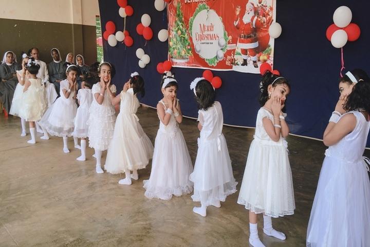 Venerini English Medium Higher Secondary School-Christmas Celebration