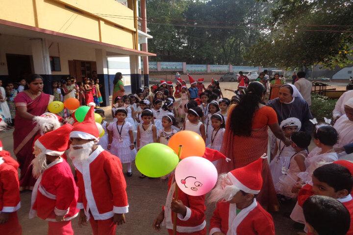 Venerini English Medium Higher Secondary School-Christmas Celebration1