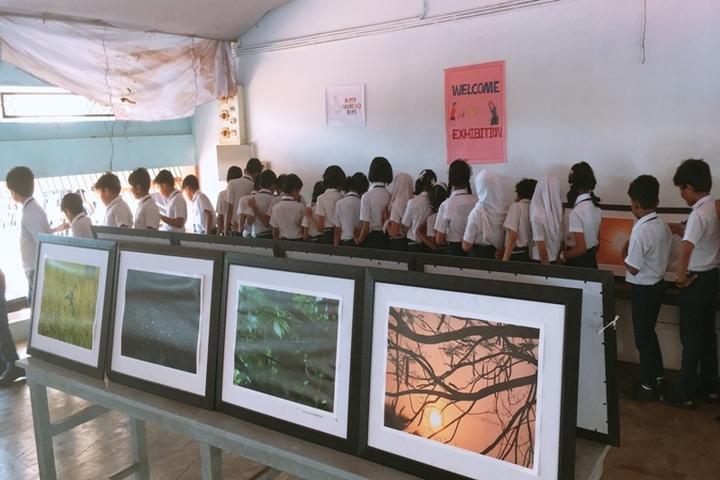 Venerini English Medium Higher Secondary School-Exhibition