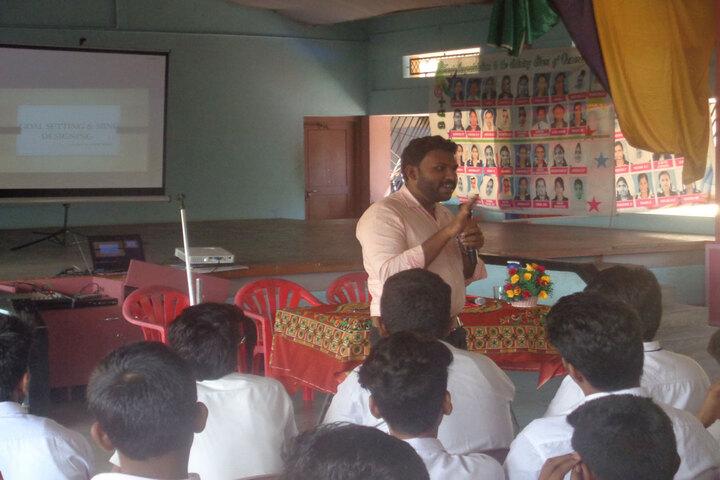 Venerini English Medium Higher Secondary School-Seminar
