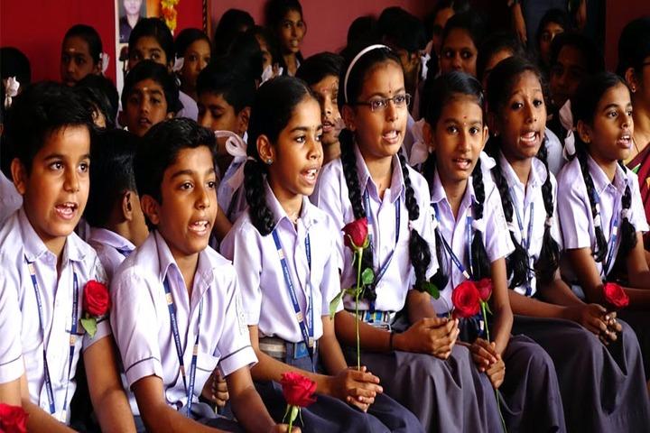 Chinmaya Vidyalaya Higher Secondary School-Even