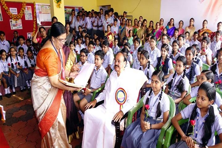 Chinmaya Vidyalaya Higher Secondary School-Event1