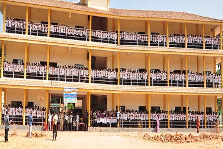 Government Model Higher Secondary School-Campus View