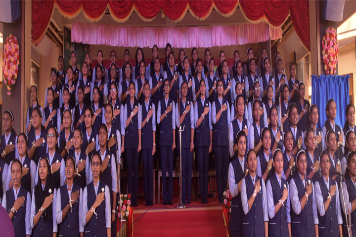 Sacred Heart Convent Girls Higher Secondary School-Group Photo
